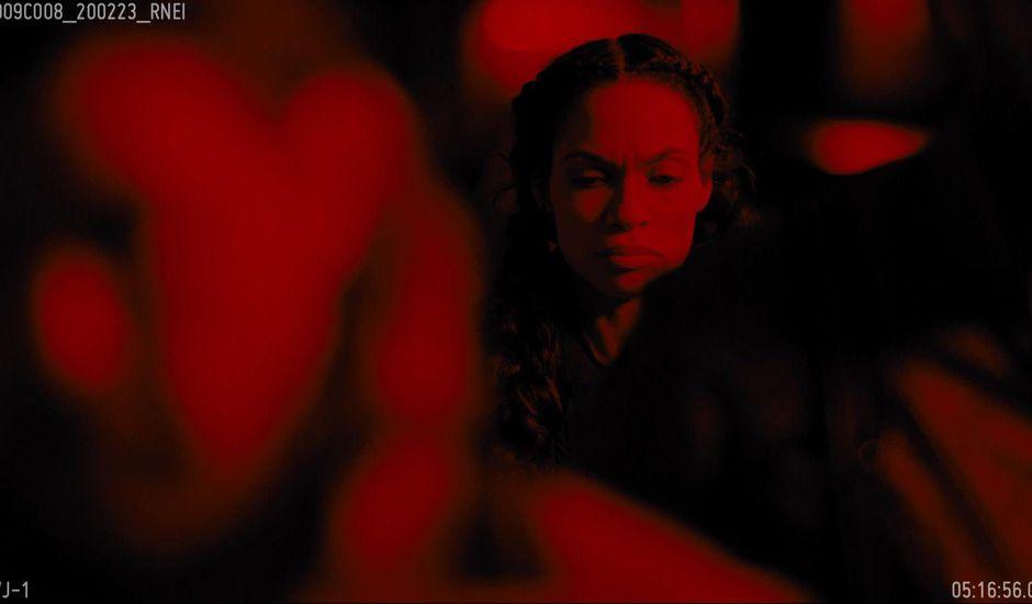 DMZ HBO Max Ava DuVernay Rosario Dawson