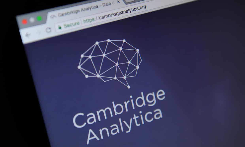 Cambridge Analytica : Facebook savait depuis septembre 2015