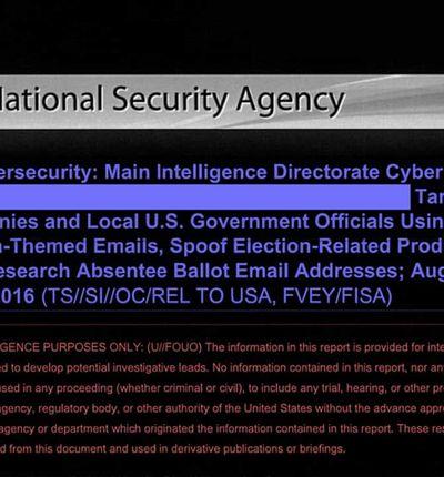 Rapport NSA