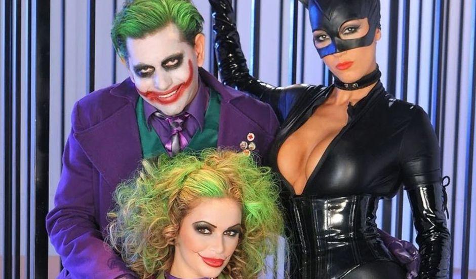 joker parodie porn