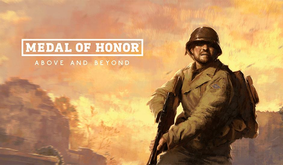 La première bande-annonce du jeu Medal Of Honor Above And Beyond est là !