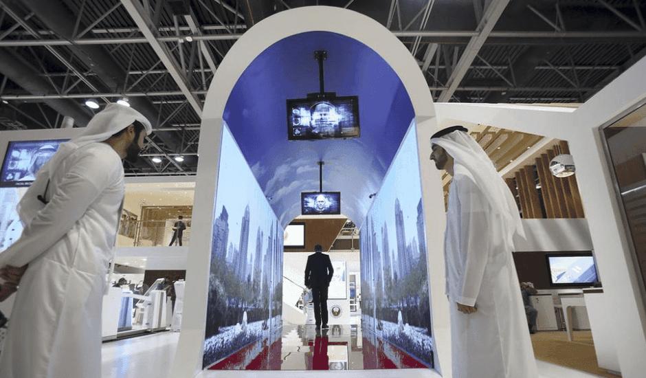 tunnel à Dubai
