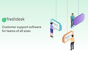 freshdesk logiciel service et support clients