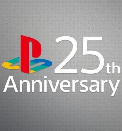playstation sony 25 ans