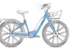 Un nouveau service de vélos électriques arrive à Paris et il s'agit du plus important au monde