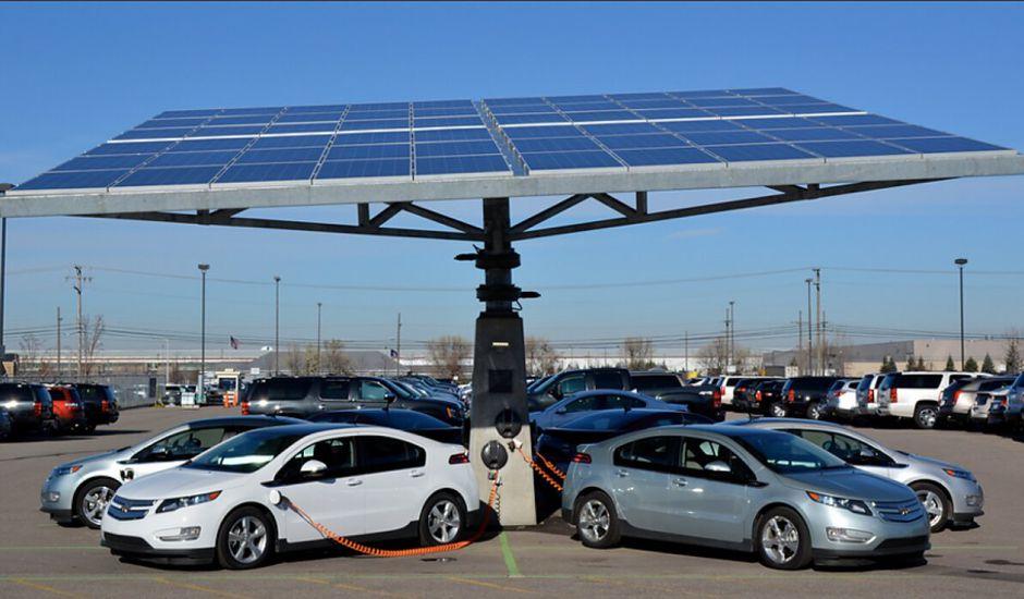 La vente de véhicules électriques en hausse aux États-Unis