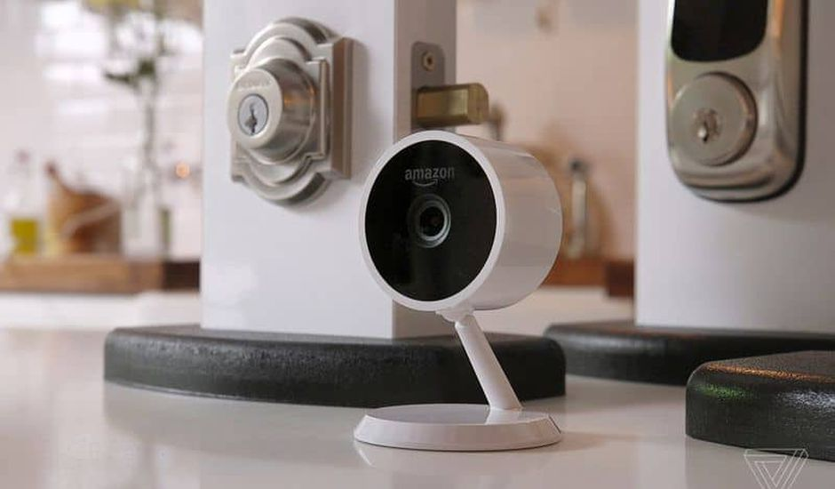 Amazon Key cam