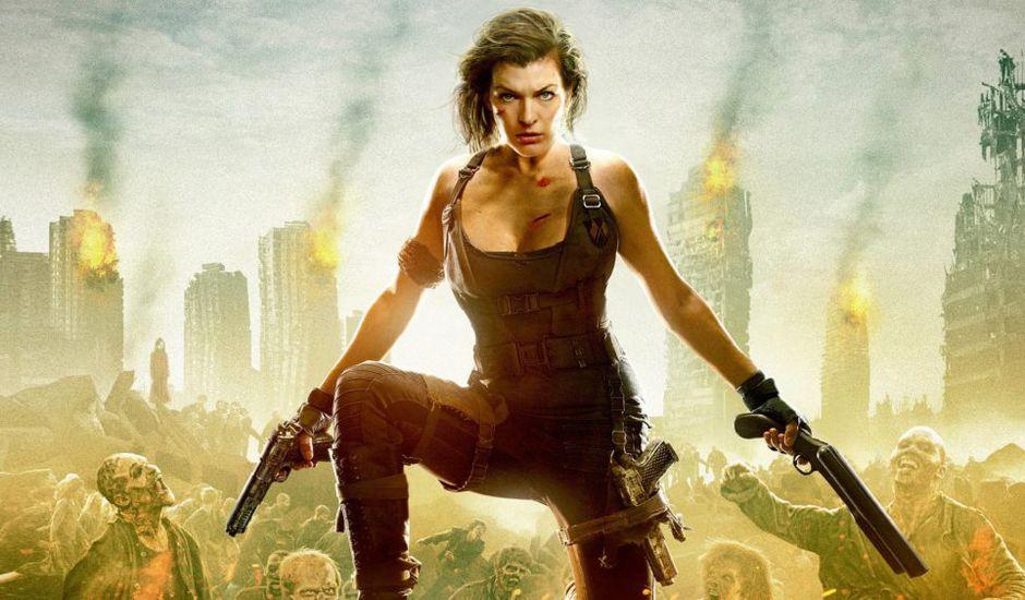 Un reboot des films Resident Evil est en développement