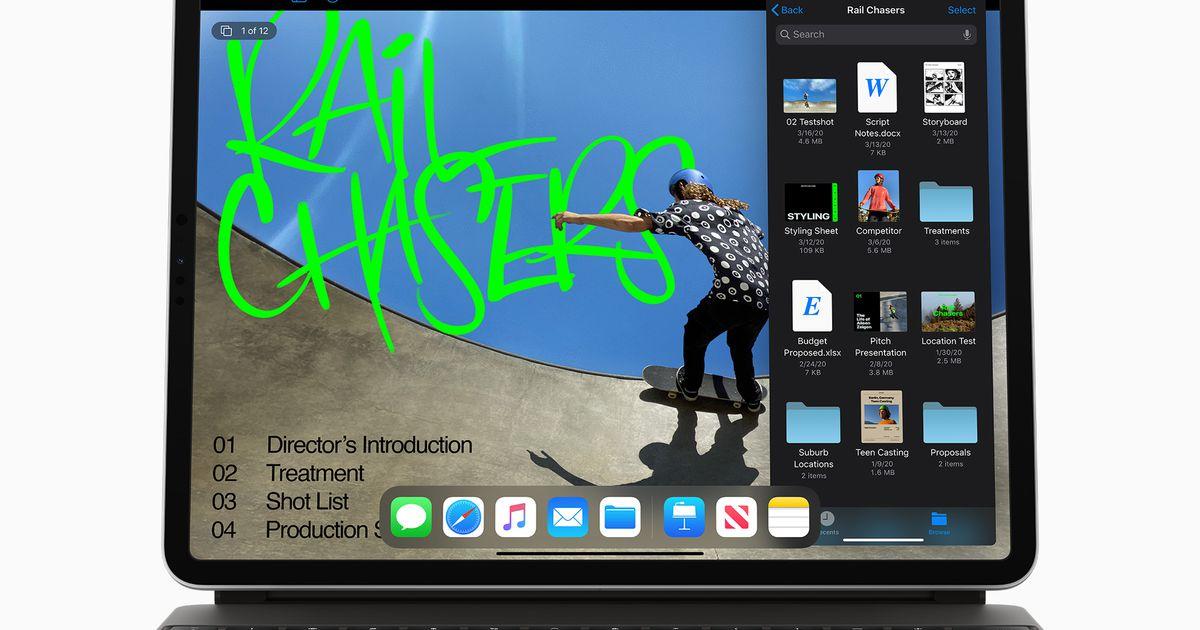 Apple fait-il du Microsoft avec son nouvel iPad Pro ?