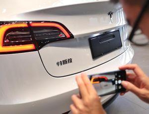 Tesla bat son record de ventes.