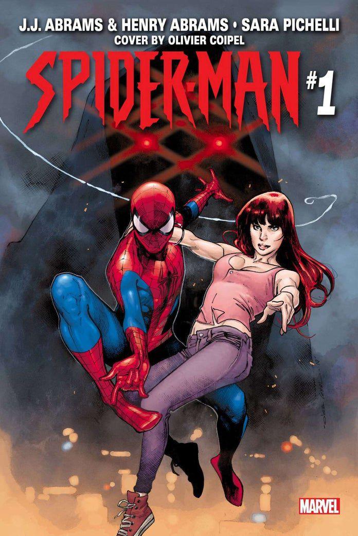 J.J.Abrams travaille sur le prochain projet Spider-Man