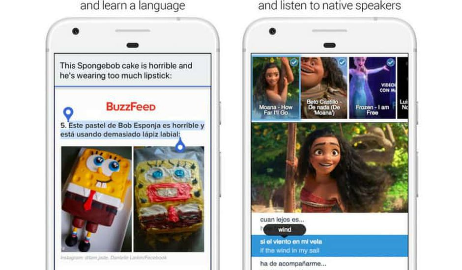 Flowlingo est une application pour apprendre les langues