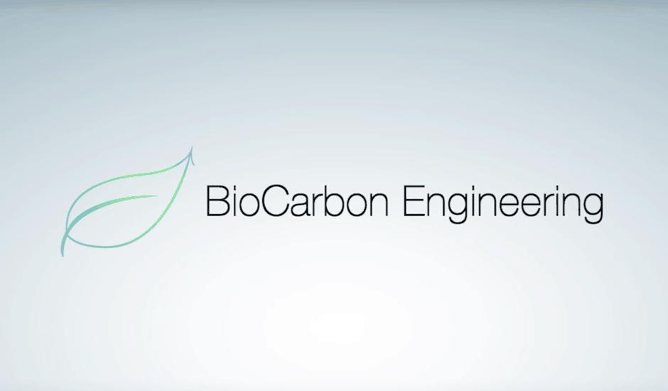 BioCarbon drone