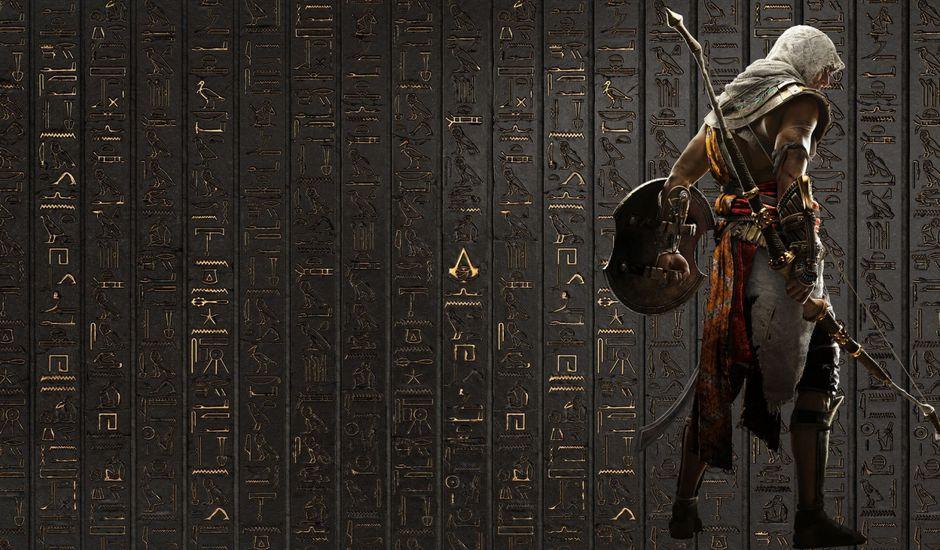 Ubisoft assassin creed origins