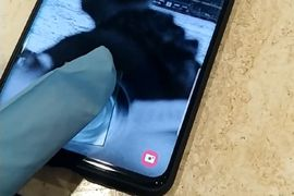 Le Samsung Galaxy S10 trompé par une impression 3D