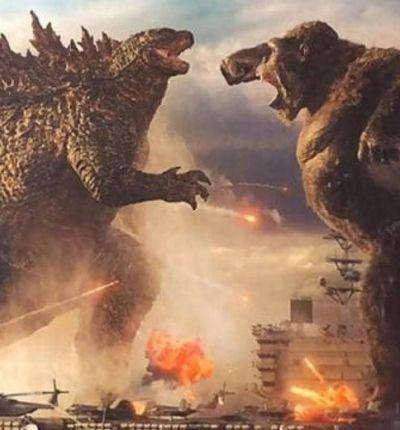 Godzilla VS Kong Netflix HBO Max