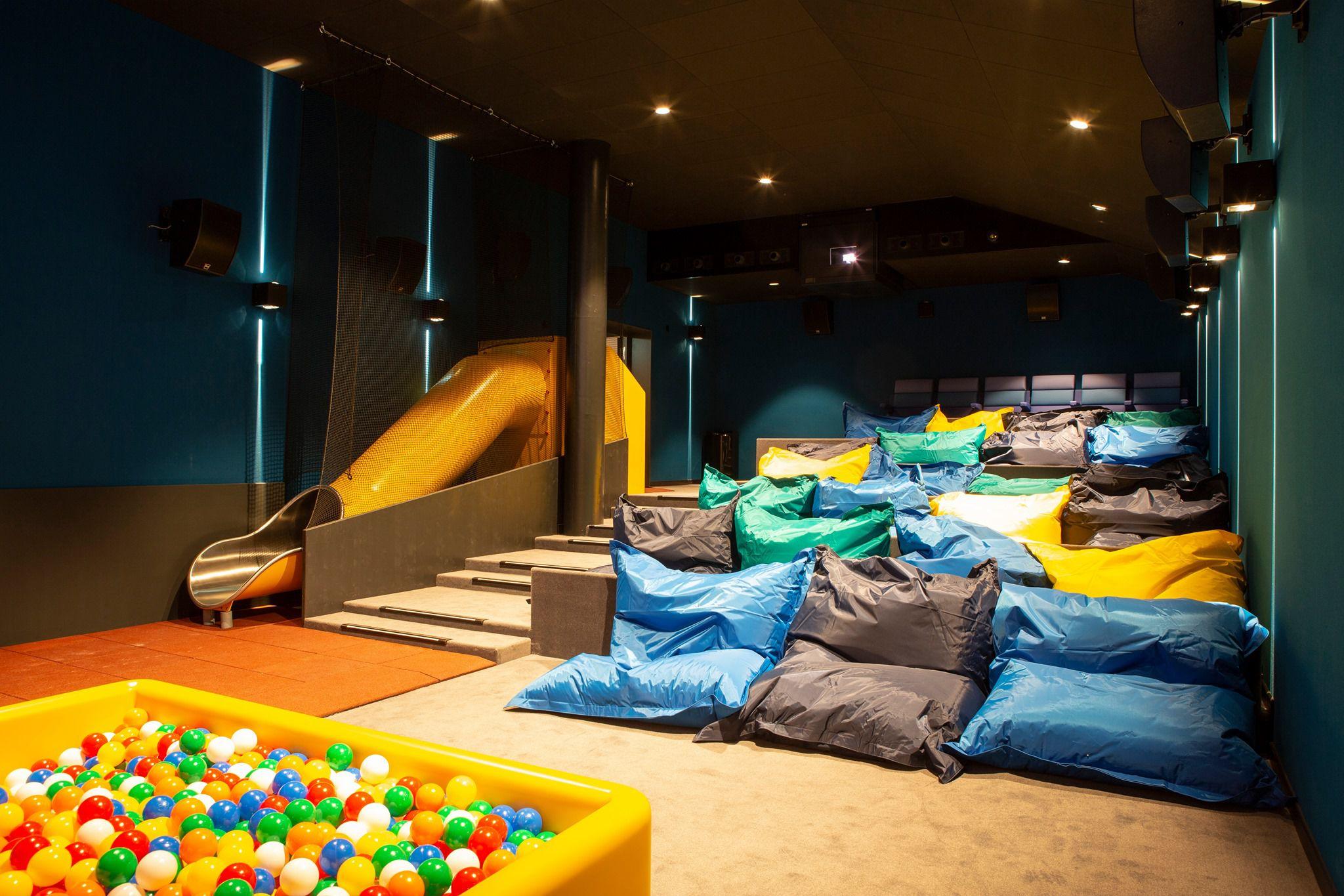 cinéma luxe pour enfants en suisse