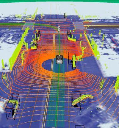 Waymo veut vendre sa technologie LIDAR.