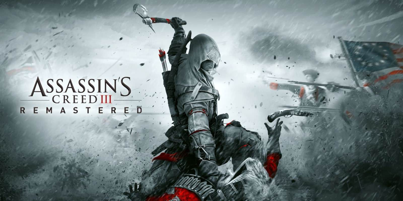Assassin's Creed III version remasterisée
