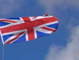 Le drapeau du Royaume-Uni