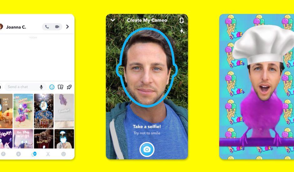 Snapchat rachète AI Factory.