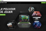 NVIDIA propose GeForce NOW