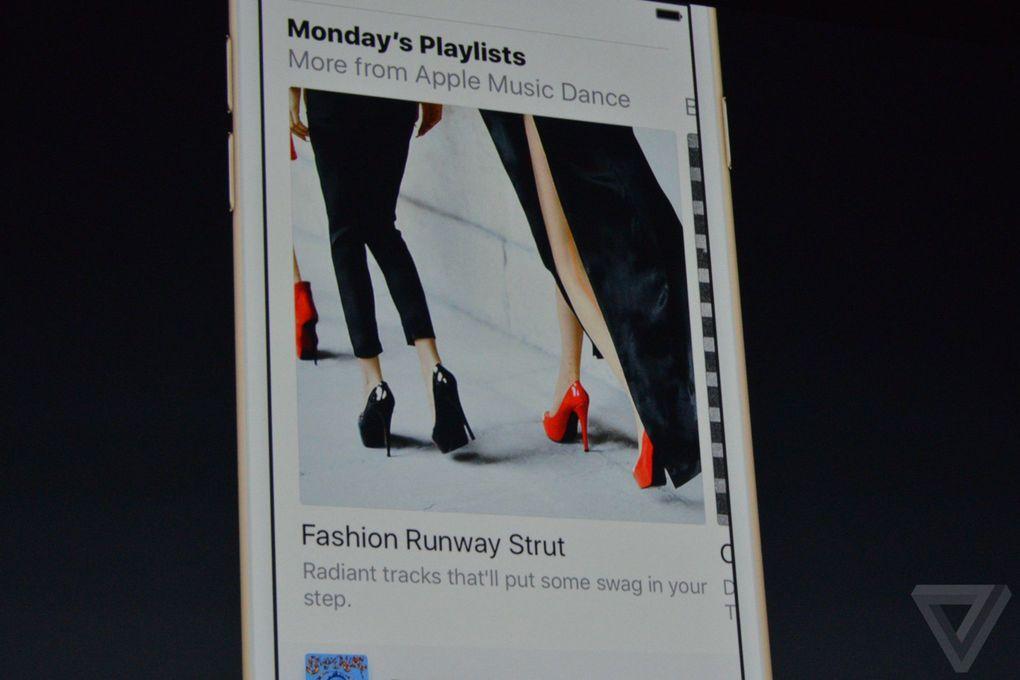 Apple music ios 10