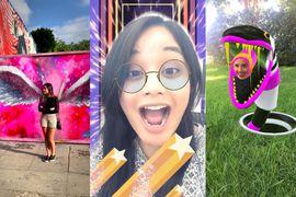 Snapchat donne vie aux objets 2D avec Lens Studio