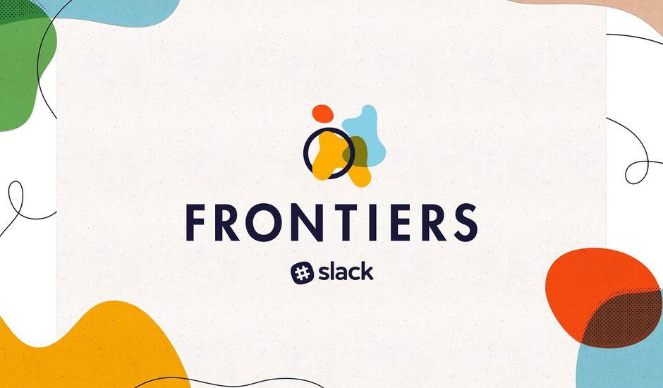 slack frontiers app