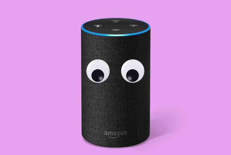 Alexa pourrait avoir un corps robotique.