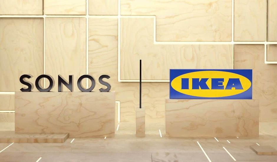 Ikea collaboration sonos