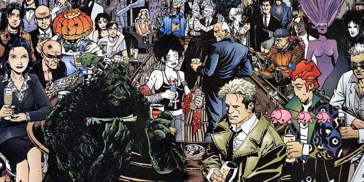 DC Comics supprime Vertigo