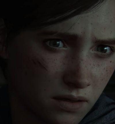 Ellie dans The Last of Us Part II