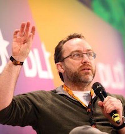 Photo Jimmy Wales