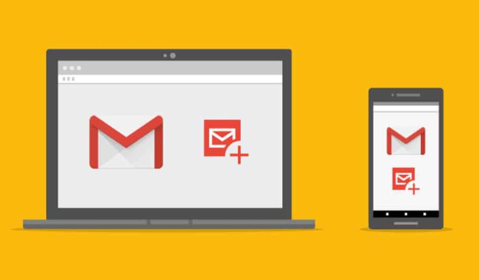 modules complémentaires Gmail