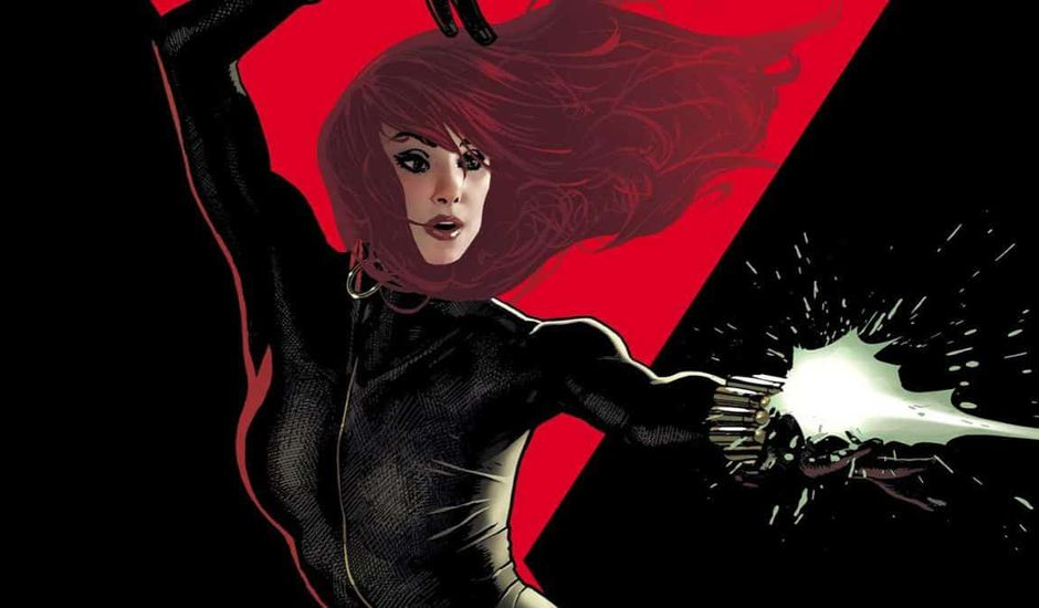 black widow comics marvel 2020