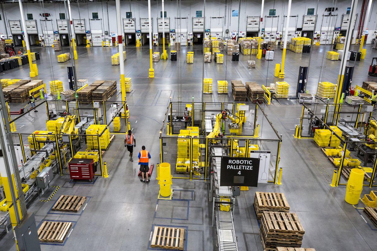 Les américains s'inquiètent du pouvoir grandissant d'Amazon