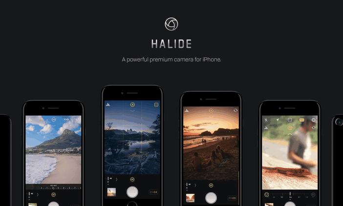 Halide application