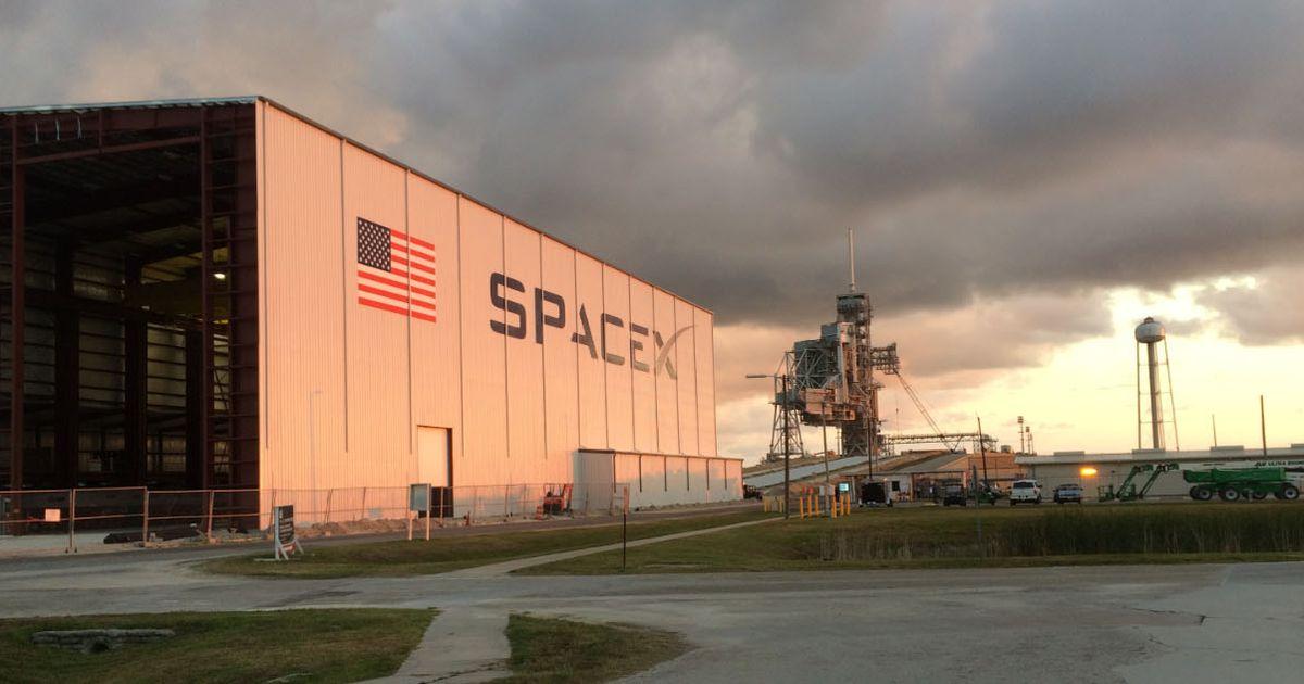 SpaceX enverra des touristes dans l'ISS dès l'année prochaine