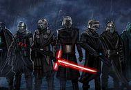 comics star wars sur Kylo Ren et l'ordre des Chevaliers de Ren