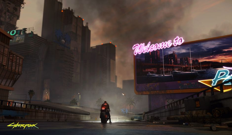 Les concept-arts de Cyberpunk 2077