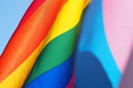 Drapeau LGBTQ+