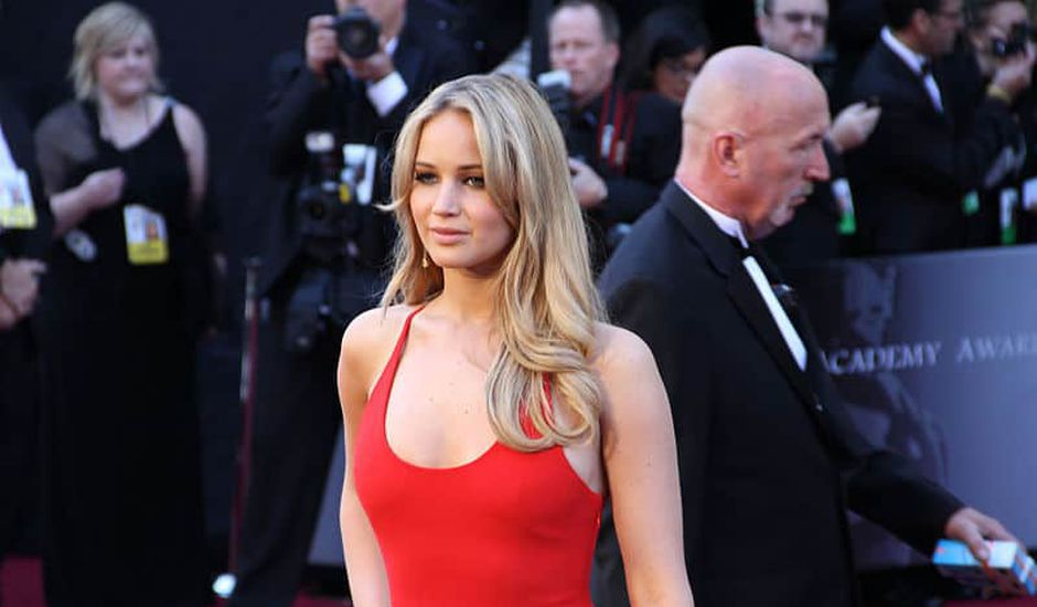 Jennifer Lawrence photos piratées