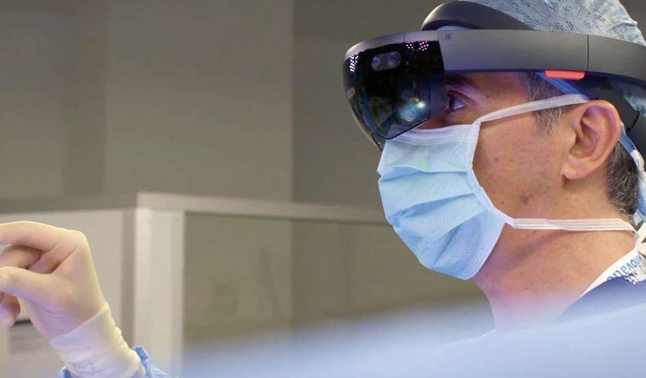 Hololens sera utilisé pour des opérations cardiaques critiques dans un hôpital pour enfants