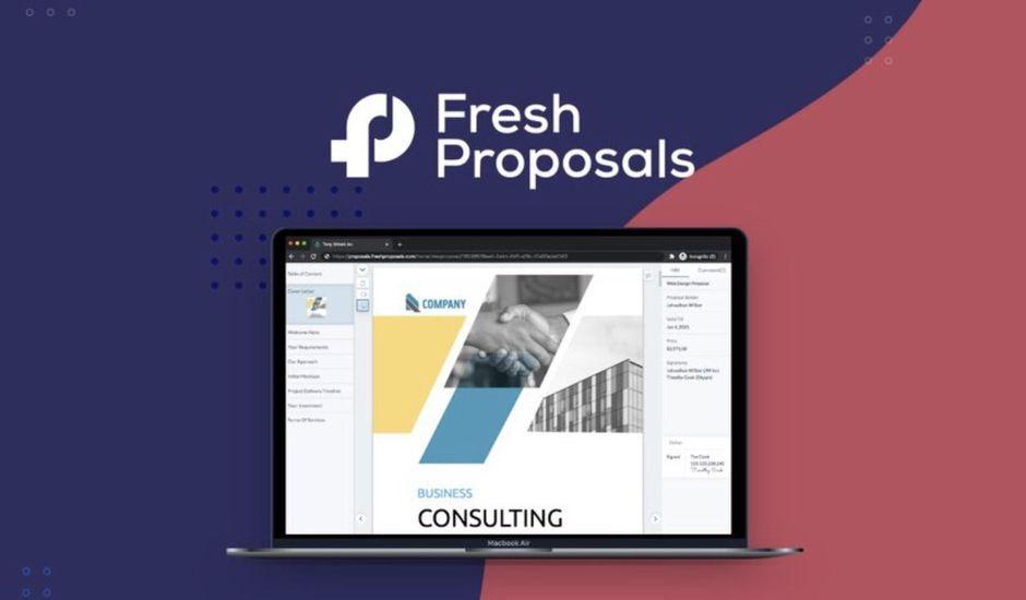 présentation Fresh proposals