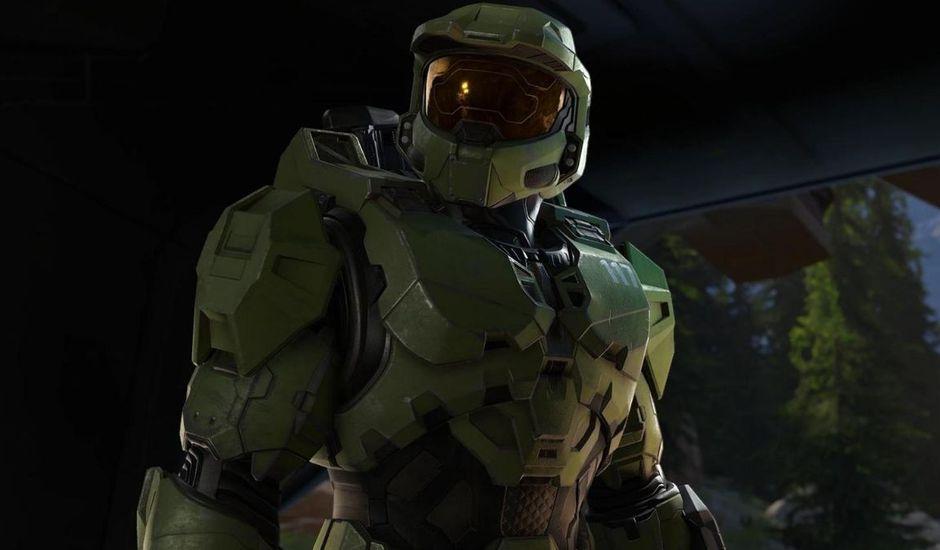 Personnage dans le jeu Halo Infinite