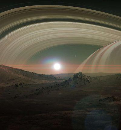Aperçu de Titan.