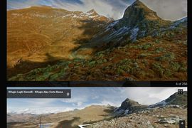 Creatism intelligence artificielle google photographie