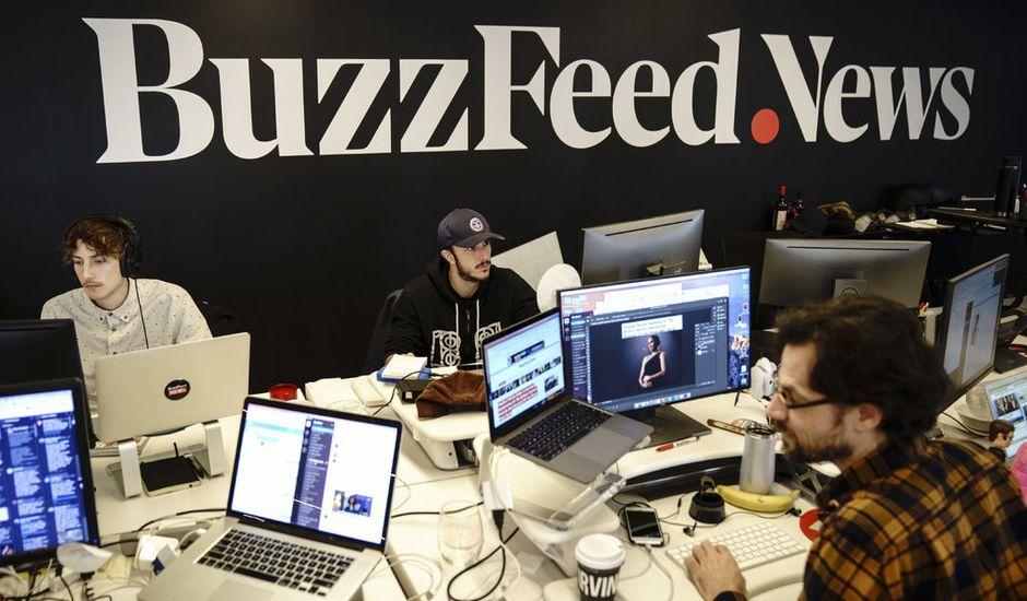 BuzzFeed va vendre du conenu publicitaire