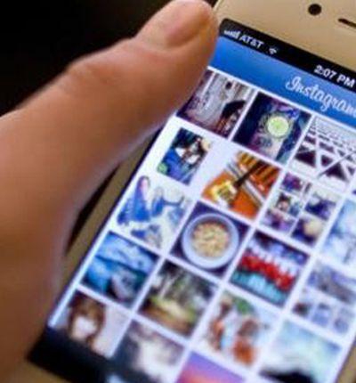 Instagram service de publicité